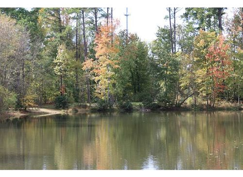 Knightdale North Carolina Pond